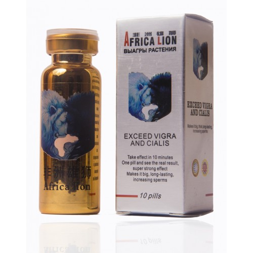 African Lion Tablet - Pakherbalcare.com