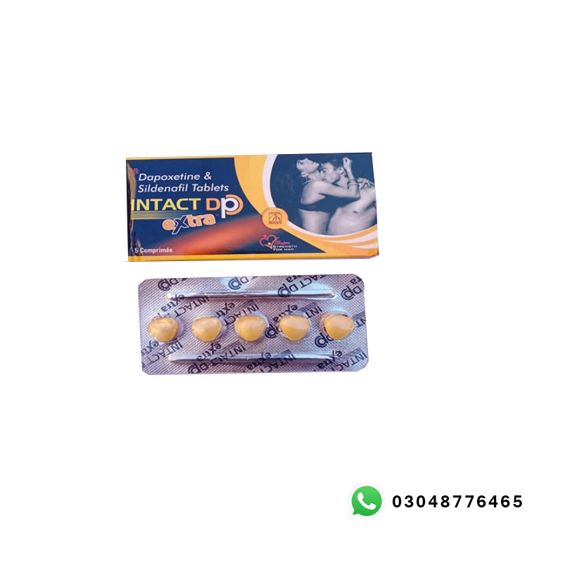 Intact Dp Tablets in Pakistan